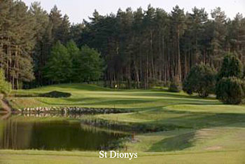St Dionys Golf Club
