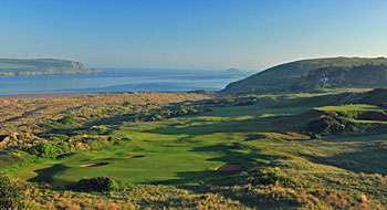 St Enodoc 16th hole