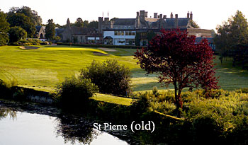 St Pierre Old course