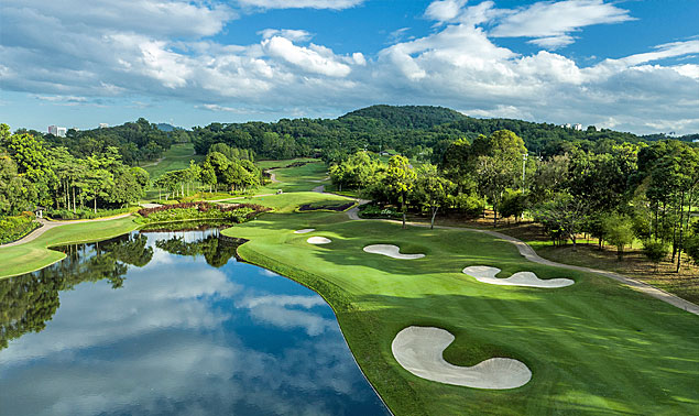 TPC Kuala Lumpur Golf & Country Club - West course
