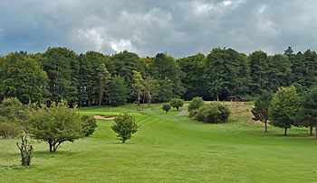 Tidworth Garrison 9th hole