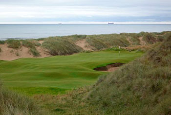 Trump International Golf Links - photo by Brian Ward