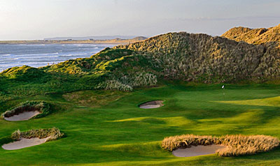 Trump International Golf Links Ireland - Doonbeg