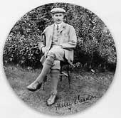 Harry Vardon - original signed photo (held by the club)