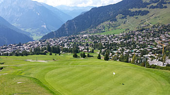 Verbier Golf Course