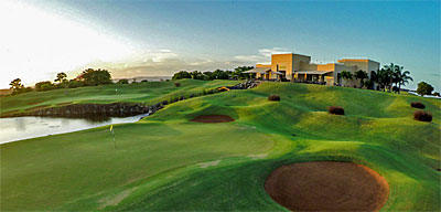 PGA Baobab course at Vipingo Ridge