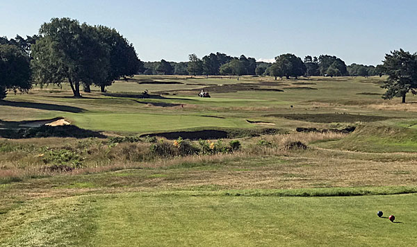 Walton Heath Golf Club New course