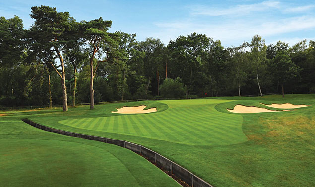 Wentworth Club - West course