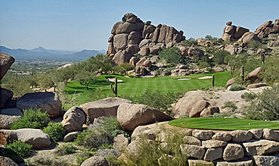 Whisper Rock Upper course