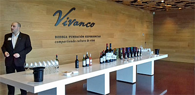 Vivanco winery