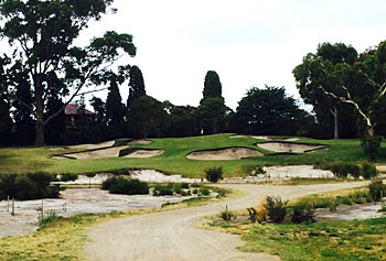 Yarra Yarra 15th hole