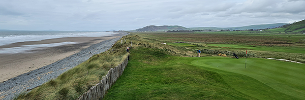 Aberdovey Golf Course - Photo by reviewer