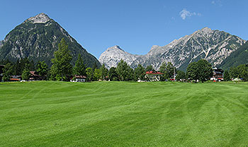 Achensee Golf Course - Photo by reviewer