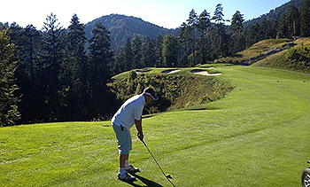 Adamstal Golf Course - Photo by reviewer