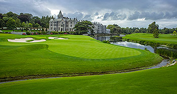 Adare Manor Golf Course - Photo by reviewer