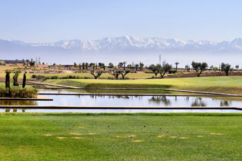 Al Maaden Golf Course - Photo by reviewer