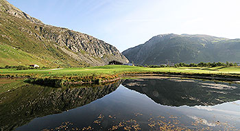 Andermatt Swiss Alps Golf Course - Photo by reviewer