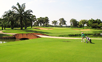 Angkor Golf Course - Photo by reviewer