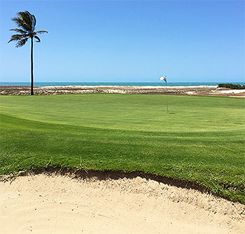 Aquiraz Riviera Golf Course - Photo by reviewer
