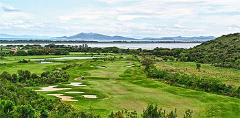 Argentario Golf Course - Photo by reviewer