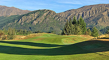 Arrowtown Golf Course - Photo by reviewer