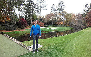 Augusta National Golf Course - Photo by reviewer