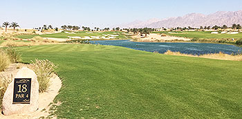 Ayla Golf Course - Photo by reviewer