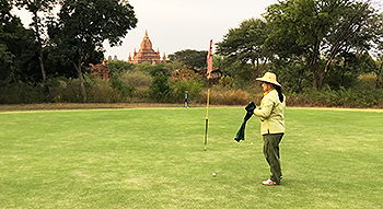 Bagan Golf Course - Photo by reviewer