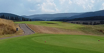 Bagnaia Golf Course - Photo by reviewer