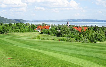 Balaton Golf Course - Photo by reviewer