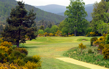 Ballater Golf Course - Photo by reviewer