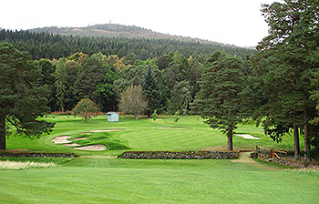 Banchory Golf Course - Photo by reviewer