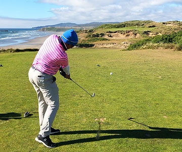 Bandon Dunes (Pacific Dunes) Golf Course - Photo by reviewer