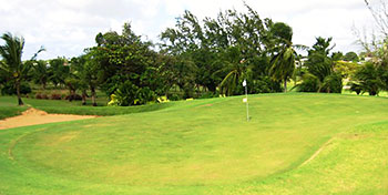 Barbados Golf Course - Photo by reviewer