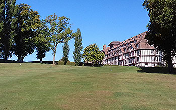 Barriere de Deauville Golf Course - Photo by reviewer