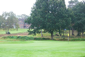 Blackmoor Golf Course - Photo by reviewer