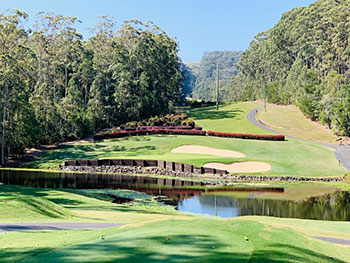 Bonville International Golf Course - Photo by reviewer