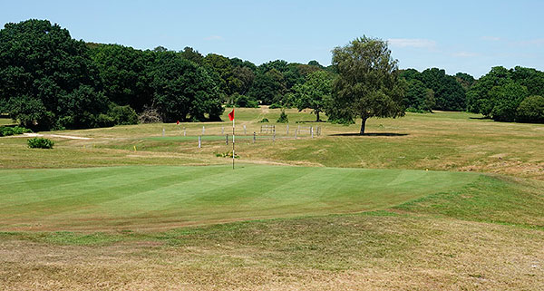 Bramshaw (Forest) Golf Course - 1st & 17th