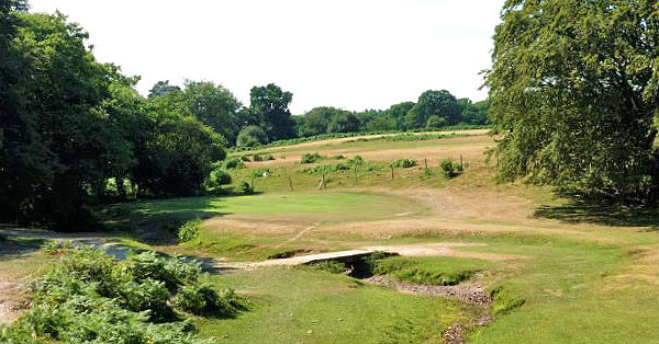 Bramshaw (Forest) Golf Course - 9th