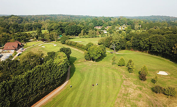 Bramshaw (Manor) Golf Course - 18th