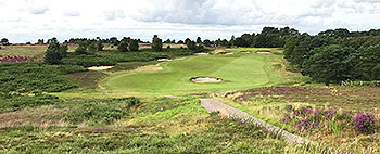 Broadstone Golf Course - Photo by reviewer
