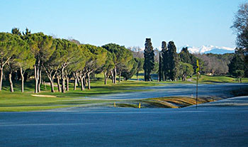 Cannes-Mougins Golf Course - Photo supplied by reviewer, courtesy of the club