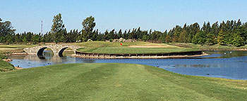 Canuelas Golf Course - Photo by reviewer