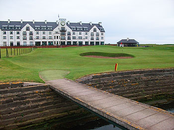 Carnoustie Championship - Photo by Jim McCann