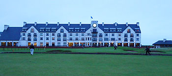 Carnoustie (Championship) Golf Couse - Photo by reviewer