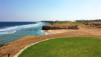 Cascades at Soma Bay Golf Course - Photo by reviewer