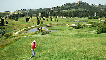Castelfalfi (Mountain) Golf Course - Photo by reviewer