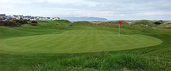 Castlerock (Mussenden) Golf Course - Photo by reviewer
