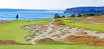 Chambers Bay Golf Course - Photo by reviewer