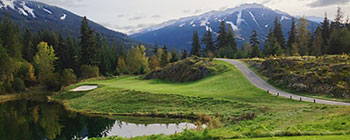 Chateau Whistler Golf Course - Photo by reviewer